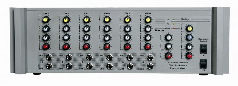 Startech C-6 Usb Küp Mono Power Mixer